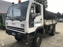 Bucher Schoerling three-way side tipper truck