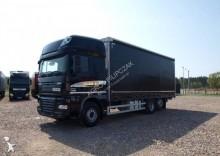 ciężarówka Plandeka DAF