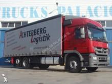 camión Mercedes Actros 2544 L