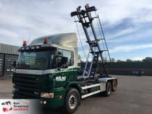 vrachtwagen containervervoer Scania