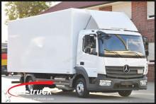 Mercedes Atego 818 L, Koffer LBW, 3ter Sitz, truck