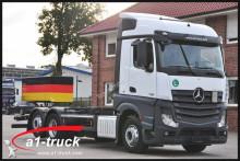 Mercedes Actros 2542 Safety Standklima, E6 truck