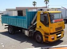 Camión caja abierta Iveco Stralis