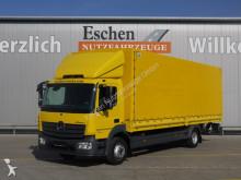 грузовик Mercedes Atego 1230 L, 3, LBW, Bl/Lu, AHK