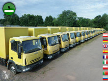 camion Iveco EuroCargo ML 75 E 16 P Koffer: 5,40x2,44m