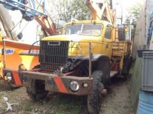 Chevrolet flatbed truck