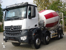 Mercedes Arocs 4142 8x4 EURO6 Betonmischer Stetter 12m3 LKW