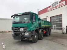 Mercedes Actors 4148 8x6 Schalter Bordmatik Anhängerausr. truck
