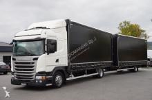 ciężarówka Scania G 360 / E 6 / ZESTAW 120 M3 / 3 OSIE