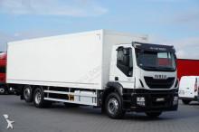 ciężarówka izoterma Iveco