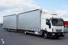 ciężarówka firanka Iveco