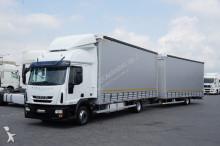 ciężarówka Iveco EUROCARGO / 120E28 / E 5 / ZESTAW 120 M3