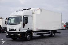 ciężarówka Iveco EUROCARGO / 120E25 / EURO 6 / CHŁODNIA