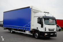 ciężarówka Iveco EUROCARGO 120E25 / EURO 6 / FIRANKA / 22 PALETY