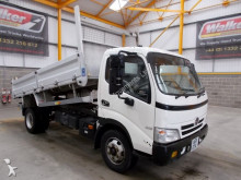 tipper truck used Hino n/a 300 815 7.5 TONNE ALUMINIUM TIPPER - 2011 - AE11 ETA - Ad n°2880441 - Picture 1