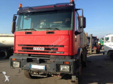 Iveco construction dump truck