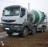 Camión hormigón cuba Mezclador Renault CAMION HORMIGONERA RENAULT 370 8X4 2011 1