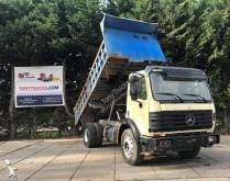 camion benne Enrochement Mercedes
