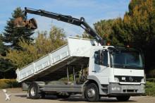 ciężarówka wywrotka używana