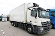 Carrier MERCEDES-BENZ - ACTROS 2541 TK 7,35m S 850 LBW 2,5 T LKW