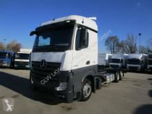 camion Mercedes ACTROS 2540 LL BDF-Fahrgestell VOLUMEN Lenkachse
