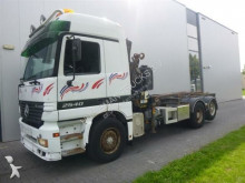 n/a MERCEDES-BENZ - ACTROS 2540 EPS WITH PM10 CRANE