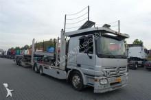 camión nc MERCEDES-BENZ - ACTROS 1836 EURO 3 KASSBOHRER + remorque