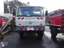 Renault chassis truck