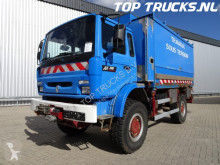 Renault Gamme M 210 with winch truck