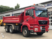 ciężarówka MAN TGS 26.480 6x4 BB Euro5 Kipper MEILLER Bordmatik