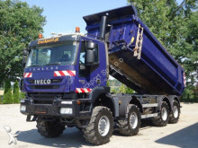 ciężarówka Iveco MAGIRUS AD410 T45W 8x8 EEV Muldenkipper TOP!