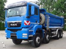 ciężarówka MAN TGS 35.440 8x8 EURO6 Muldenkipper Carnehl 17m3