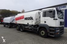 ciężarówka MAN TGA 26.430 6x2 Eur3 Tankwagen L & F 19.500 L ADR