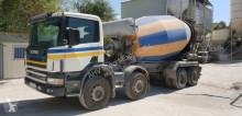 vrachtwagen beton molen / Mixer Scania