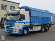Volvo cereal tipper truck