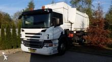 camión volquete para chatarra Scania