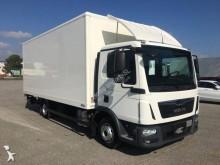 camión furgón caja polyfond MAN