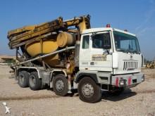 Astra concrete mixer + pump truck concrete truck