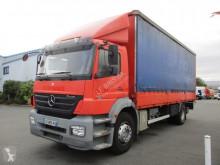 Mercedes tautliner truck