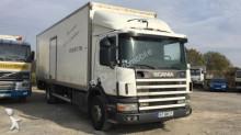 vrachtwagen bakwagen Scania