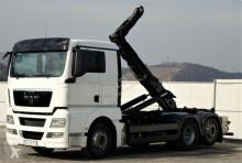 MAN TGA 26.440 Abrollkipper * Top Zustand!! truck