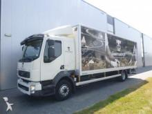 Volvo box truck