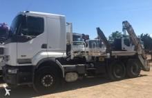 vrachtwagen portaalwagen Renault