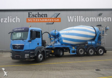 camion MAN TGS 18.440 BLS, EEV + Meierling Mischauflieger