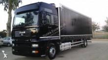 Camión lona corredera (tautliner) MAN TGA 18.280