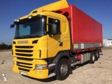 Camión lonas deslizantes (PLFD) Scania R 440