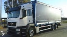 Camión lonas deslizantes (PLFD) MAN TGS 26.400