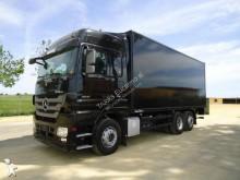 Camión furgón Mercedes Actros 2541