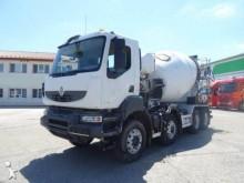 Camión hormigón cuba Mezclador Renault Kerax 410