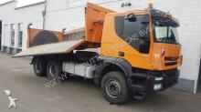 camion nc Trakker AD260T45 6x4 Trakker AD260T45 6x4 Bordmatic Meiller Kipper